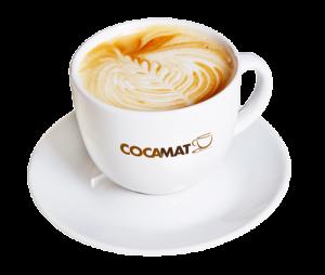 Cocamat kaffe kop